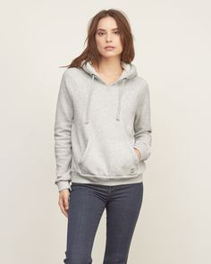 Classic with an elevated hood, featuring logo detailing at front, a sherpa-lined hood, a front pocket with rugged seams and ribbed trims, Classic Fit, Imported<br><br>60% Cotton/ 40% Polyester/ Faux Fur: 100% Polyester