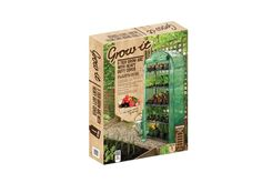 Grow It 08916 49 x 70 x 175 cm 5 Tier Grow Arc with Heavy Duty Cover - Green * Read more at the image link. (This is an affiliate link) #Gardening