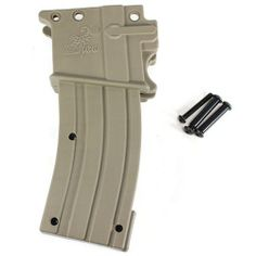 Lapco Paintball M4/M16 Gas-Through Magazine Tippmann A-5 SS Markers - Dark Earth. Now IN STOCK and READY TO SHIP at Ultimate Paintball!!... http://www.ultimatepaintball.com/p-13839-lapco-paintball-m4m16-gas-through-magazine-tippmann-a-5-ss-markers-dark-earth.aspx