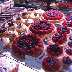 Dean and deluca desserts.