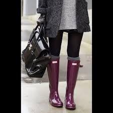 """Résultat de recherche d'images pour """"hunter boots"""""""