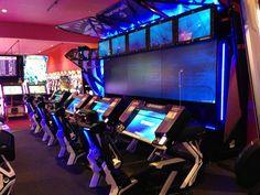 Video game arcades in Japan - Why so Japan