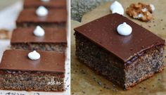 Czech Recipes, Kefir, No Bake Desserts, Low Carb Recipes, Paleo, Food And Drink, Gluten Free, Baking, Cook