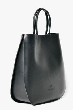 CLOUDY BAG: Schwarze Handtasche aus hochwertigem, vollnarbigen und pflanzlich gegerbtem Rindsleder. Rind, Bucket Bag, Bags, Handmade, Handbags, Leather, Dime Bags, Lv Bags, Purses