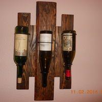 Hanging Wine Rack Holds 3 B... - Post Falls, ID 83854