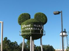 Disney water tower @ MGM