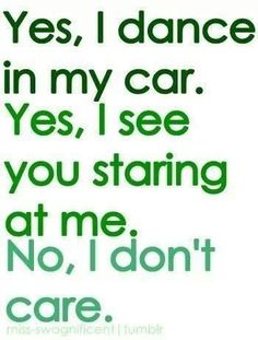 My friends and I do this when we go on road trips!! Lol