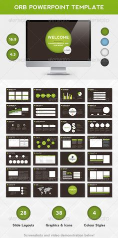 33 Best Graphic Design Presentation And Powerpoint Images Page