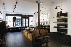 Balibaris : a new promising men's store in Paris