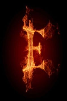 A in fire alphabet on fire pinterest e on fire thecheapjerseys Images