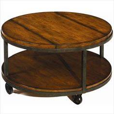 rowen bluestone round coffee table | tarantos sunroom | pinterest