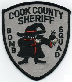 Cook County Sheriff IL BS