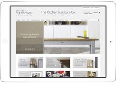 The Kitchen Furniture Co Website