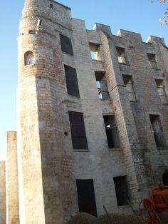 Le donjon des Comtes de Clermont - en 2012