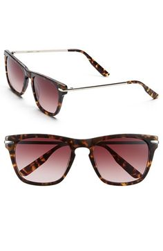 Women's Jason Wu 'Dani' 52mm Sunglasses - Tortoise