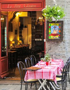 Lovely Restaurants in Lyon, France