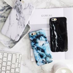Phone cover: marble, hipster, it girl shop, instagram, girly, cool, iphone, trendy, indie, dope, hippie, tumblr, fashion, phone - Wheretoget
