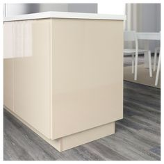 IKEA - VOXTORP Cover panel high gloss light beige