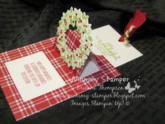 Mommy Stamper : Pop Up Slider Card