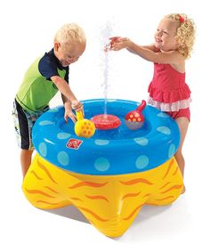 Love this Wacky Water Sprinkler Table Toy Set on #zulily! #zulilyfinds
