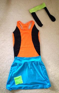 Marathon costume? Goofy Inspired running costume by ThisPrincessRuns on Etsy, $135.00