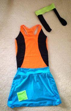 Marathon costume? Goofy Inspired running costume by ThisPrincessRuns on Etsy, $135.00