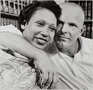 Mildred Loving - Civil rights activist who fought and won the right for interracial marriage.