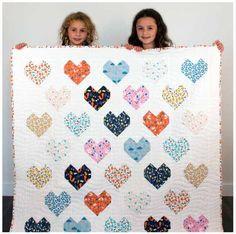 heart quilt (placement)
