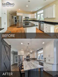 Before And After Kitchen Remodeling Naperville Sebring