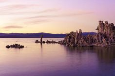 Dusk At Mono Lake Fine Art Photography Prints For Sale By Priya Ghose
