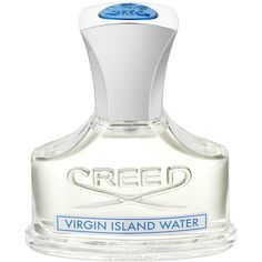 Creed Virgin Island Water ($215) ❤ liked on Polyvore featuring perfume