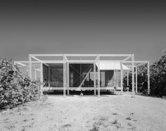 Paul Rudolph's Iconic Walker Guest House To Be Re-Constructed in Florida #midcentury #architecture
