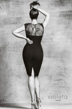 Mango lance une ligne pour femmes rondes, Violeta, avec l'égérie Robyn Lawley - L'EXPRESS