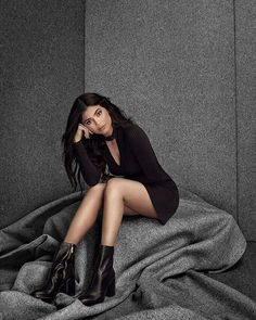 Kylie for Pacsun Golden Child collection