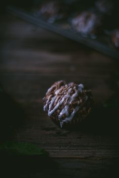 Apple & Cream Cheese Crumb Muffins by Eva Kosmas Flores | Adventures in Cooking