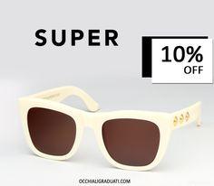 Occhiali da sole Super #sunglasses #shopping #style #love #sun #summer #fashion #glassesonline #super