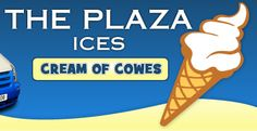 The Plaza Ices