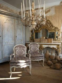 (1) Chic Shabby and French