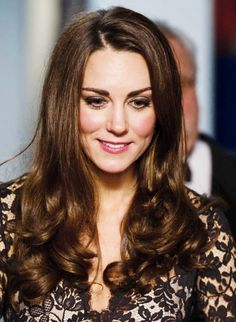 Kate Middleton - Gorgeous Hair!