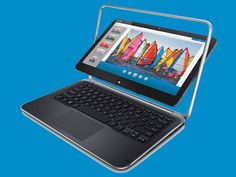Dell XPS Duo 12, um tablet que vira laptop