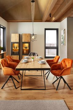 Conference Room, Table, Furniture, Home Decor, Dinner Room, Food, Meeting Rooms, Interior Design, Home Interior Design