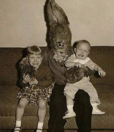 EASTER'S COMING