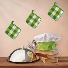 presina cucina quadro verde magie di casa