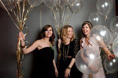 clear balloon photobooth