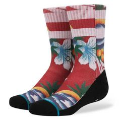 #FashionVault #stance #Boys #Accessories - Check this : Stance Newport Boys RED L boys Socks for $ USD