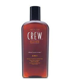 American Crew Classic 3 in 1 #American #Crew #haarproducten #haarverzorging #kappersbenodigdheden #barbershop #heren #man