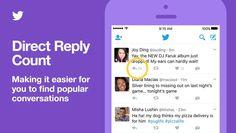 #Twitter Twitter facilita seguir y unirse a las conversaciones desde el móvil