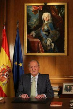 Mensaje del Rey Don Juan Carlos I en el día de su abdicación de la Corona de España http://revcyl.com/www/index.php/politica/item/3893-mensaje-del-rey-don-juan-carlos-i-en-el-d%C3%ADa-de-su-abdicaci%C3%B3n-de-la-corona-de-espa%C3%B1a