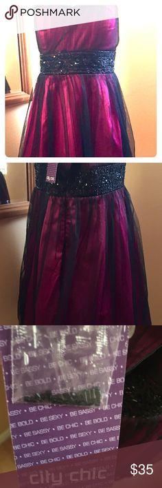 Sag Harbor dress Sag Harbor like new women's dress worn once XL Sag Harbor Dresses Midi