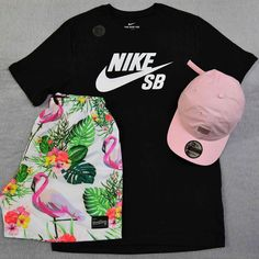 Cute Nike Outfits, Teen Swag Outfits, Dope Outfits For Guys, Tomboy Outfits, Casual Outfits, Teen Boy Fashion, Tomboy Fashion, Hype Clothing, Mens Clothing Styles
